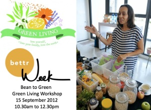 Green Living Workshop